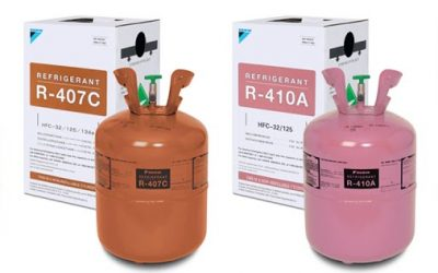 Daikin announces first U.S. supermarket retrofit of R-22 to Creard R-407H refrigerant