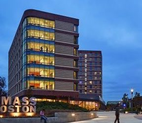 University of Massachusetts Boston facility attains LEED Gold certification