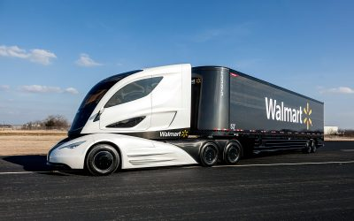 Fuel-Efficient Trucks Coming Down the Road