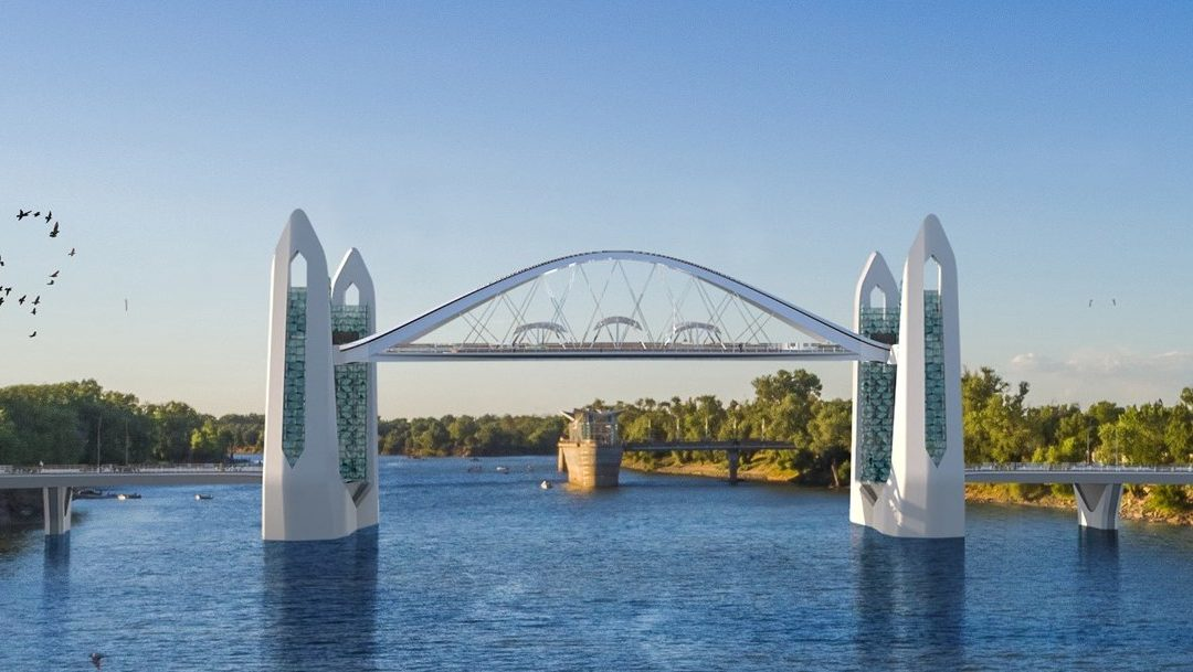 Modjeski and Masters to design I Street Bridge's movable span