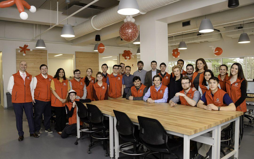 Sacred Heart University opens its IDEA Lab
