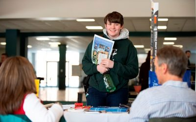 Husson University holds its first Green Jobs Fair