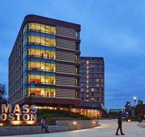 University of Massachusetts Boston facility attains LEED Gold certification