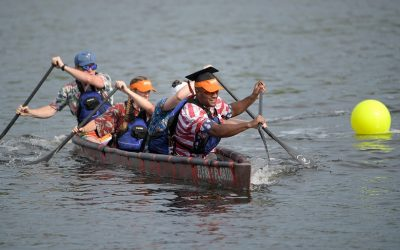 University of Florida wins National Concrete Canoe Competition