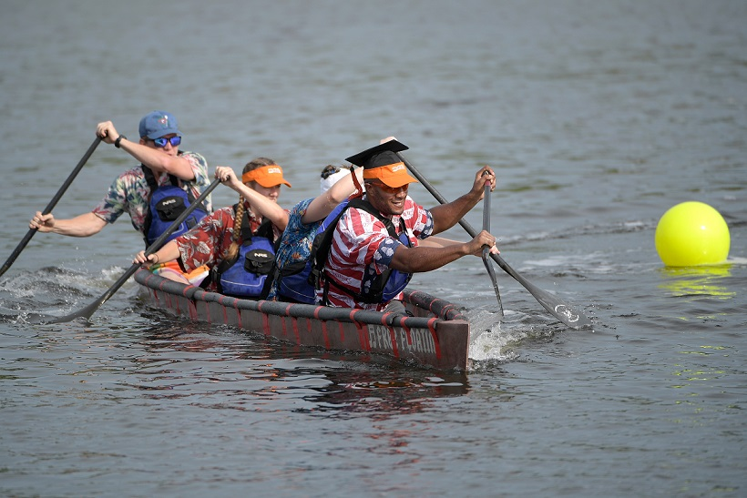 University of Florida wins National Concrete Canoe Competition