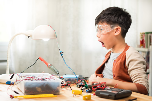 Defining moment for STEM