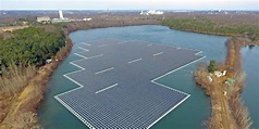 Engineering firm RETTEW joins with SolMare to construct one of the nation's largest floating solar arrays