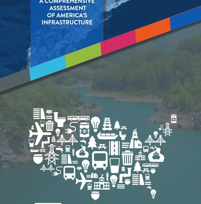 ASCE releases its infrastructure report card