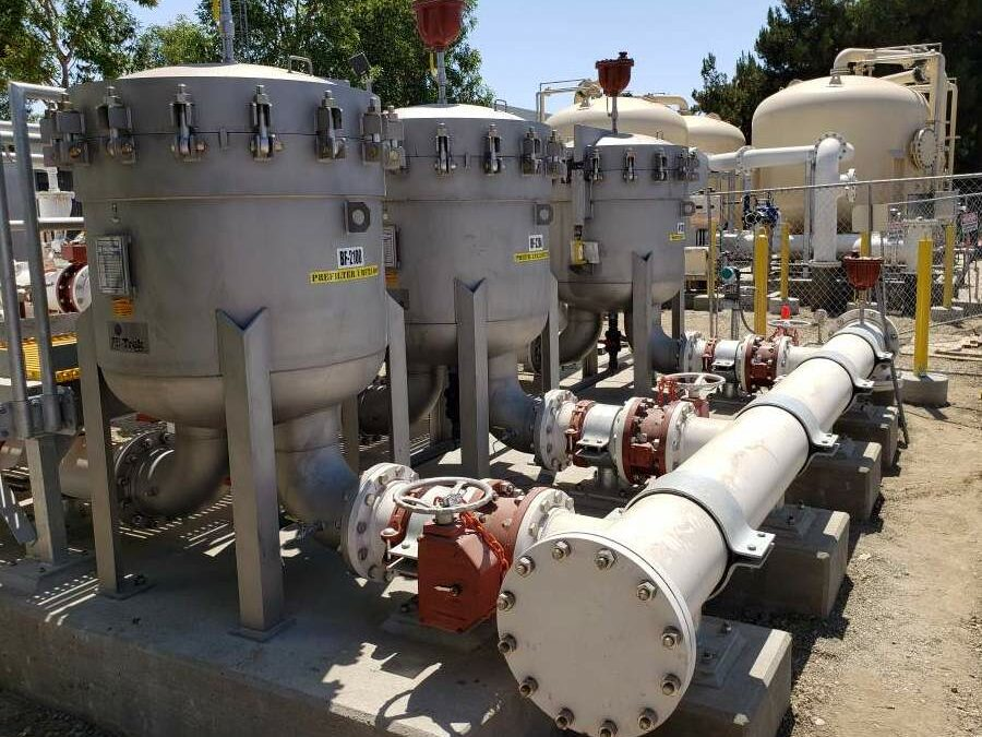 Fullerton water treatment plant makes history as Orange County's first PFAS extraction plant